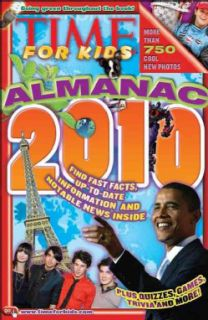 Time for Kids Almanac 2010 (Paperback)