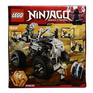 LEGO Ninjago Skull Truck Toy Set (2506)