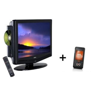 TELEVISEUR LCD 19 AKIRA LCT B85TDU19H + SE W580