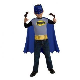 Batman the Brave & Bold Kids Costume Kit Clothing