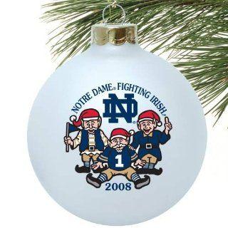 Notre Dame Fighting Irish White 2008 Collectors Series