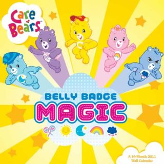 Care Bears 2011 Wall Calendar