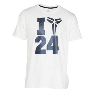 24 Homme   Achat / Vente T SHIRT NIKE Tee Shirt Kobe I Sheat 24