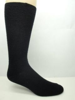 6 Pairs Merino Wool Black Dress Socks (Slightly imperfect