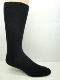 6 Pairs Merino Wool Black Dress Socks (Slightly imperfect