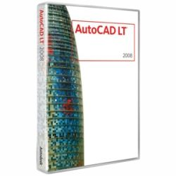 Autodesk AutoCAD LT 2008   Upgrade   PC