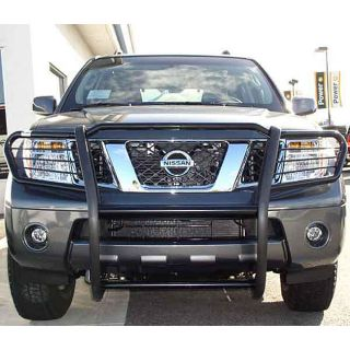 Nissan Pathfinder 2008 2009 Front Black Grille Guard
