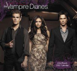 The Vampire Diaries 2012 Calendar (Calendar)