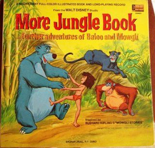 More Jungle Book Further Adventures of Baloo and Mowgli