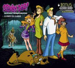 Scooby Doo 2013 Calendar (Calendar)