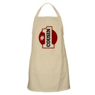 1 Cousin Apron Apron by    Khaki Clothing