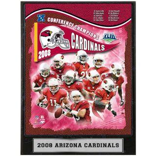 Arizona Cardinals 2008 9x12 Photo Plaque