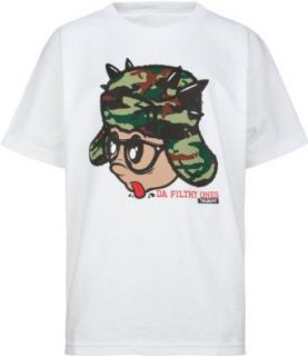 TRUKFIT Crink Camo Boys T Shirt Clothing
