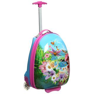 Disney by Heys Fairies Imagination in Flight 18 inch Hardside Carry