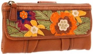 Fossil Emory Clutch Floral SL3157 Wallet,Floral,One Size Shoes