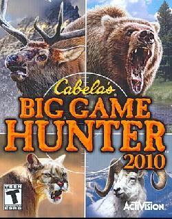 PS3   Cabelas Big Game Hunter 2010