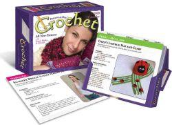 Crochet Pattern a day 2009 Calendar