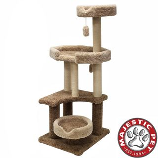 Kitty Cat Jungle Gym 55 inch Cat Tree