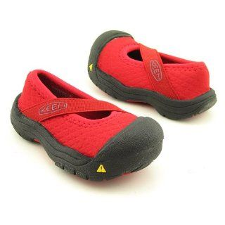KEEN Roatan Red Water Shoes Infants Baby Toddlers 5 Shoes