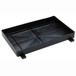 GROUP 29 / 31 BOAT BATTERY TRAY WITH HOLD DOWN STRAP