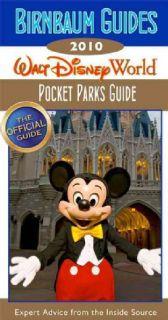 Walt Disney World Pocket Parks Guide 2010 (Paperback)
