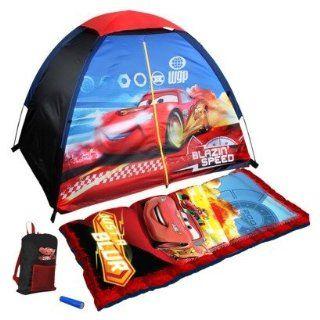 Disney Licensed 4 Piece Fun Camp Kit   Cars Sports