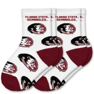 NCAA Florida State Seminoles Toddler Two Pack Socks All