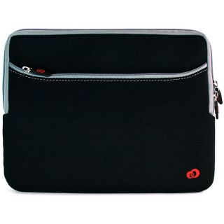 Kroo Black 12 inch Laptop Sleeve Today $14.77 5.0 (1 reviews)