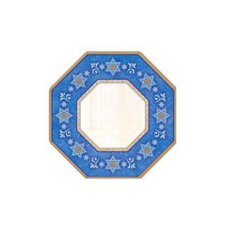 Judaïque en carton imprimé de qualité supérieure (diamètre  25