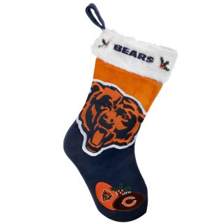 Chicago Bears 2011 Colorblock Christmas Stocking