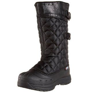 Baffin Womens Ava Winter Boot,Black,6 M Shoes
