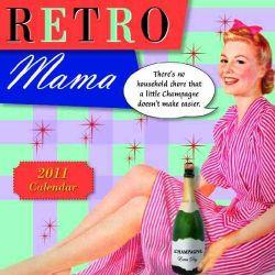 Retro Mama 2011 Calendar (Calendar)