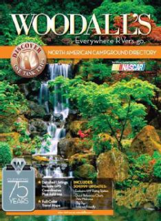 Woodalls 2011 North American Campground (Paperback)