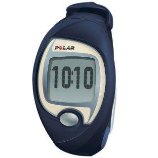 Polar FS1 Heart Rate Monitor Watch (Dark Blue) Polar