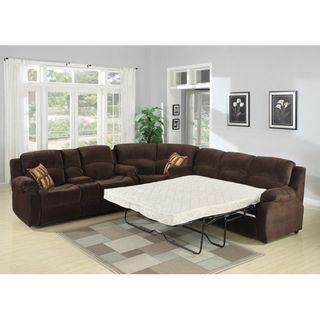 Tracey Polyester Fabric Sectional