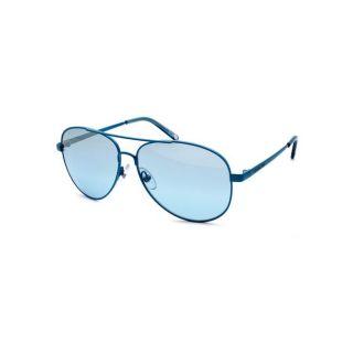 Michael Kors Womens MKS101 444 58 13 Aviator Sunglasses