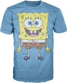 Bioworld Mens Spongebob Squarepants Geek T shirt XXL