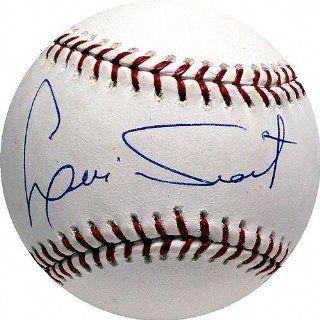 Luis Tiant Autographed MLB Baseball