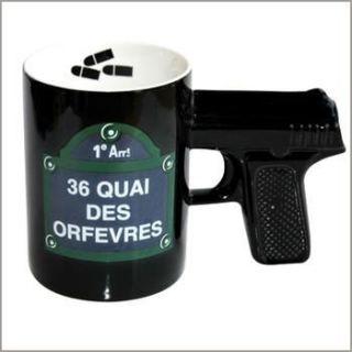 DECO & MOTS   Mug 36 quai des orfevres   Achat / Vente BOL   MUG