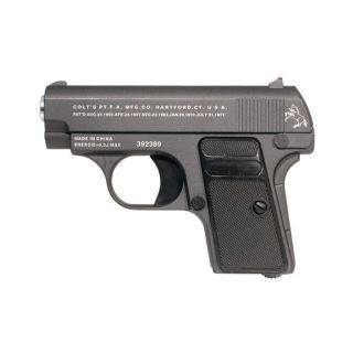 25 Full métal   Ressort   Achat / Vente LANCEUR TIR Pistolet Colt 25
