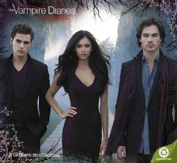 Vampire Diaries 2011 Calendar (Calendar)