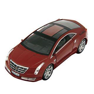 Cadillac ConverJ 2012 Concept Coupe Red Model Car