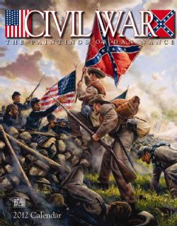 Civil War 2012 (Calendar)