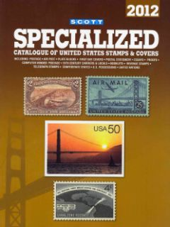 of United States Stamps & Covers 2012 (Paperback)