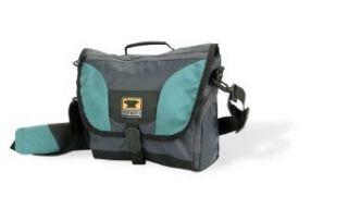 Mountainsmith Messenger Bag Recycled Shoulder Bag, Blue