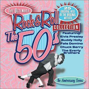 Ultimate Rock & Roll Collection 50s Various Artists