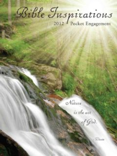 Bible Inspirations 2012 Pocket Calendar (Calendar)