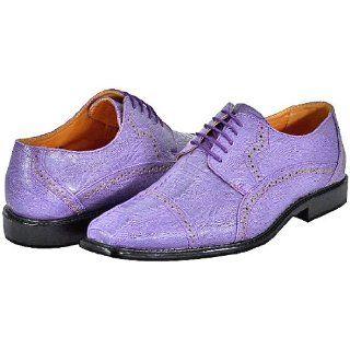 Viotti 163St Lavender Mens Dress Shoes, 9 M US Shoes