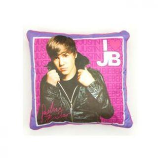 35 x 35 cm   Achat / Vente COUSSIN   HOUSSE COUSSIN Justin Bieber 35