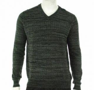 Sean John V Neck Long Sleeve Shirt Match Light L Clothing